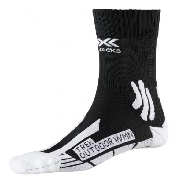 Носки X Socks Trek Outdoor женские черные