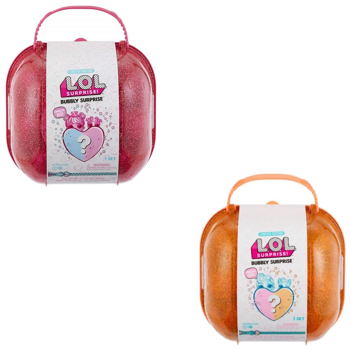 Купить Шипучий сюрприз LOL Surprise Bubbly - Кукла и питомец MGA Entertainment, Классические куклы