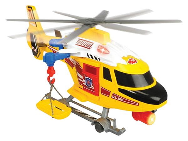 Спасательный вертолет Air Patrol (свет, звук),