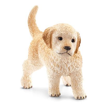 Купить Голден ретривер, Фигурка животного Schleich Голден Ретривер щенок, Игровые фигурки