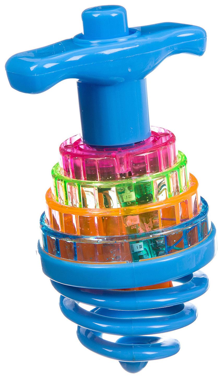 Купить Развлекательные игры Bondibon Игрушка детская «ТАНЦУЮЩАЯ ЮЛА», BLISTER CARD 15x7x20.5 см, Интерактивные развивающие игрушки