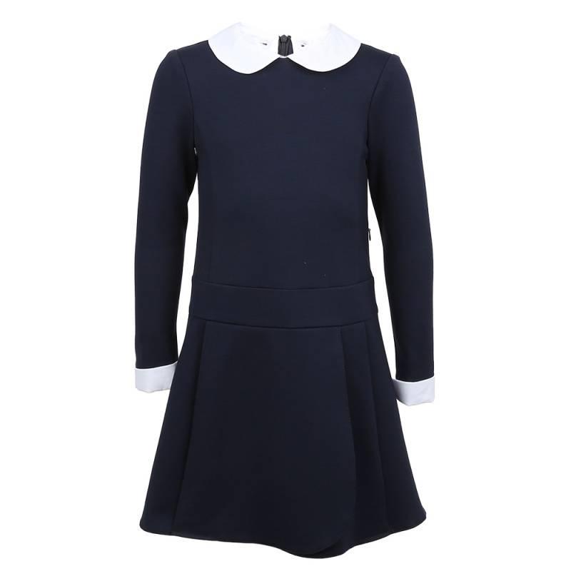Купить ШФ-819, Платье SkyLake, цв. темно-синий, 128 р-р, Платья для девочек