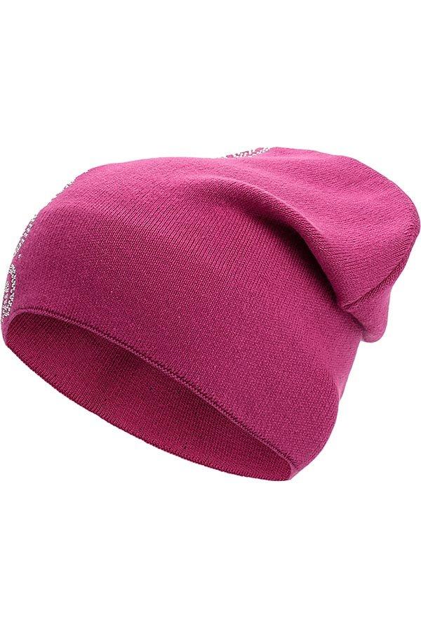 Купить KB17-71103J, Шапка для девочки Finn Flare, цв. розовый, р-р. 54, Детские шапки и шарфы