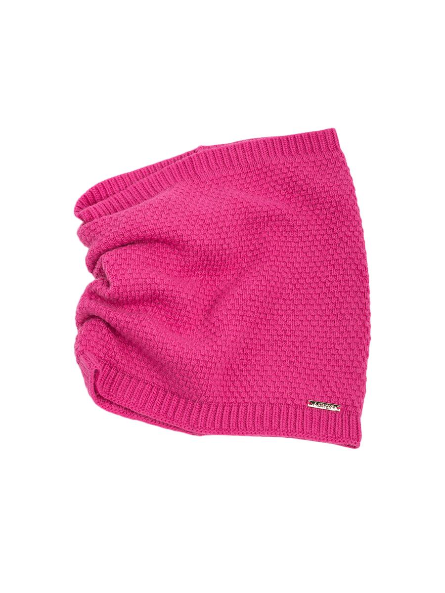 Купить Снуд детский ALEKSA р.48-56 цв. фуксия, Детские шапки и шарфы