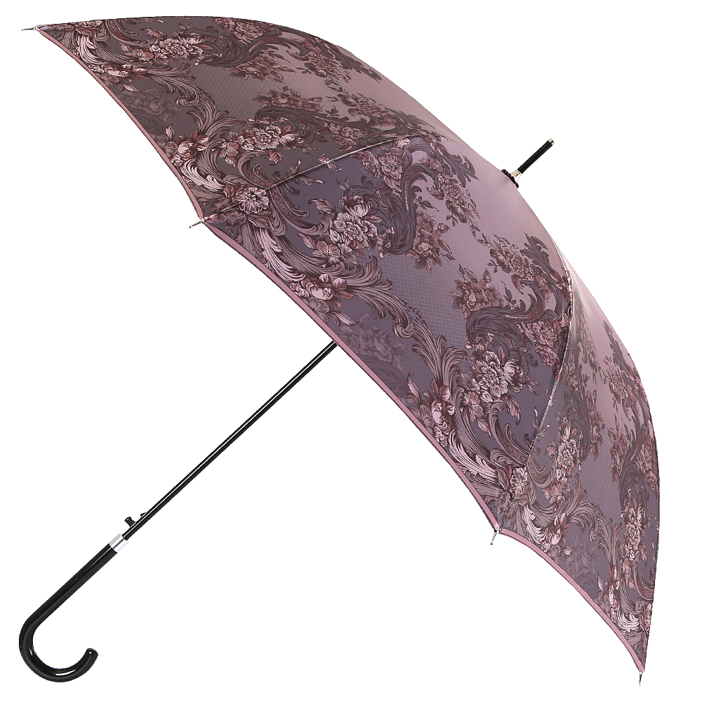 Зонт женский FABRETTI 1727 розовый