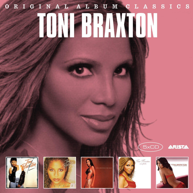 Toni Braxton Original Album Classics (5CD)