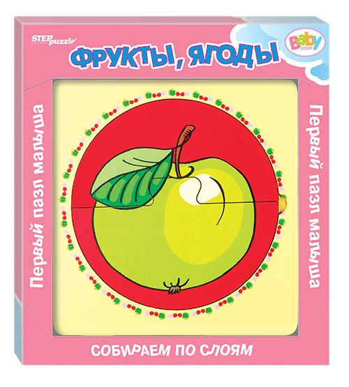 Пазл для малышей Фрукты, ягоды