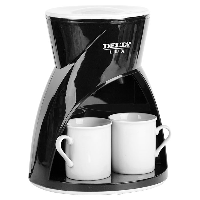 Кофеварка капельного типа Delta Lux DL 8131