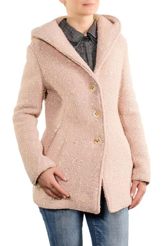 Пальто женское ALBION LW03 розовое S