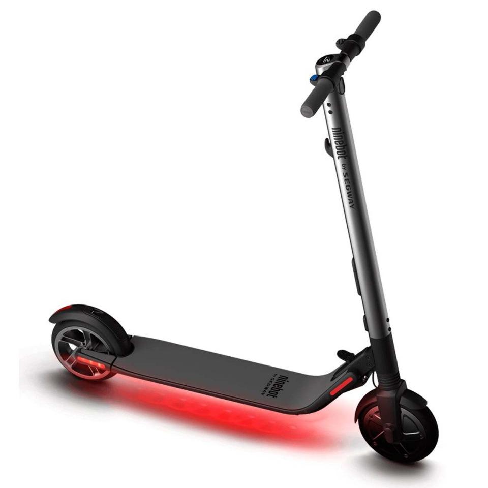 Электросамокат Ninebot Kickscooter ES2 черный