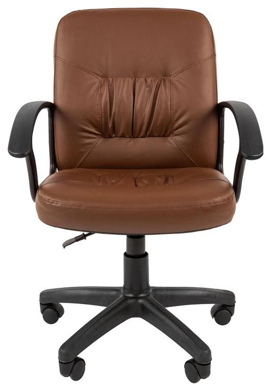 Офисное кресло CHAIRMAN 651 00-07022396, коричневый