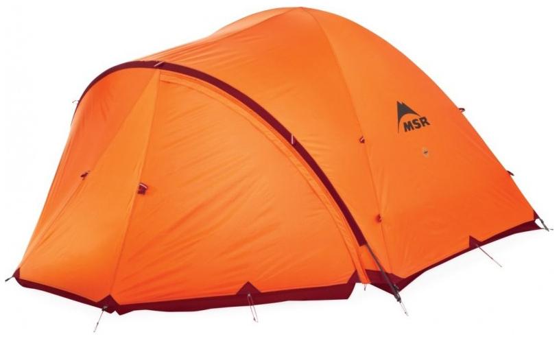 Палатка MSR Remote двухместная оранжевая