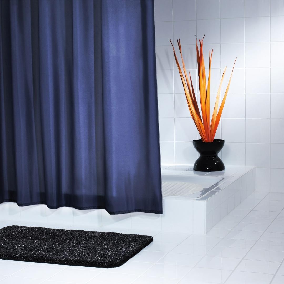 Штора для ванных комнат Madison синий/голубой 240*180
