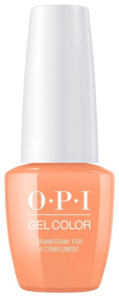 Гель-лак для ногтей OPI GelColor Crawfishin' for a Compliment 15 мл