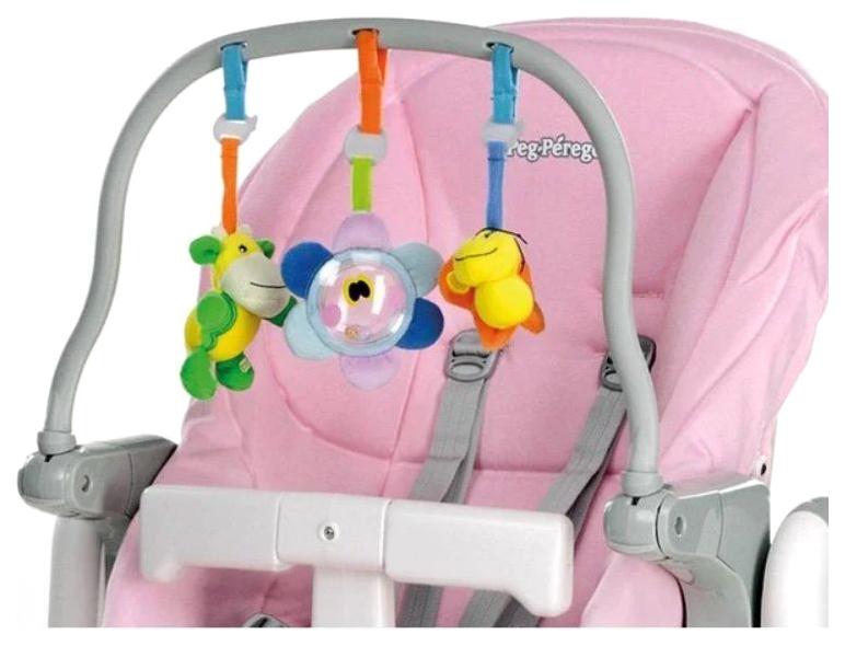 Комплект для стульчиков Peg-Perego Tatamia и Prima Pappa Newborn Розовый