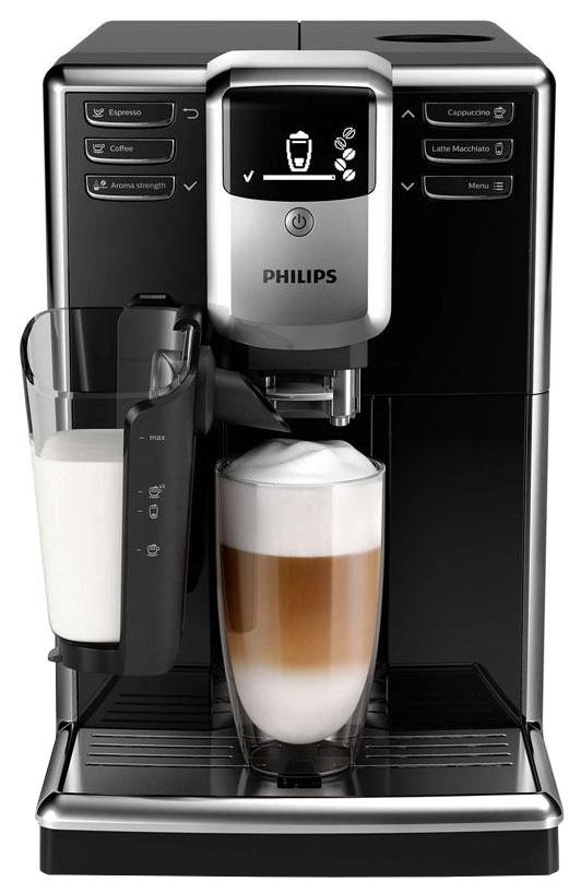 Кофемашина автоматическая Philips LatteGo EP5030/10 фото