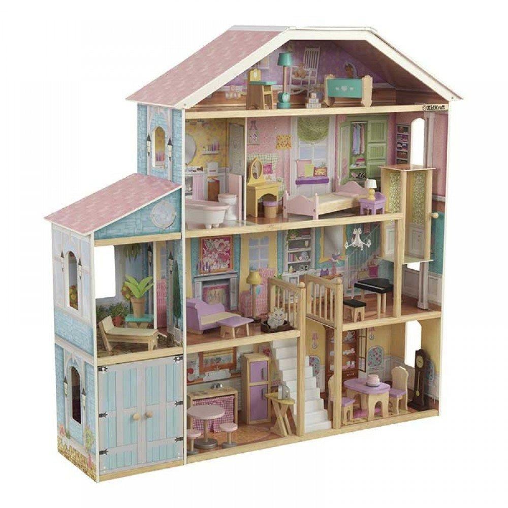 Купить Кукольные домики, Деревянный особняк KidKraft Роскошь