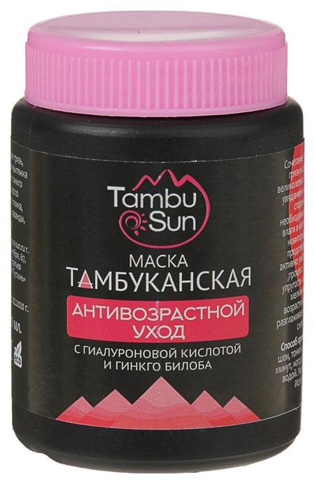 Маска для лица Tambusun Антивозрастной уход 100 мл