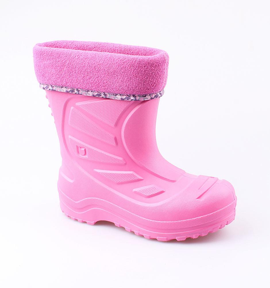 Резиновая обувь Котофей 565001-15 для девочек р.34