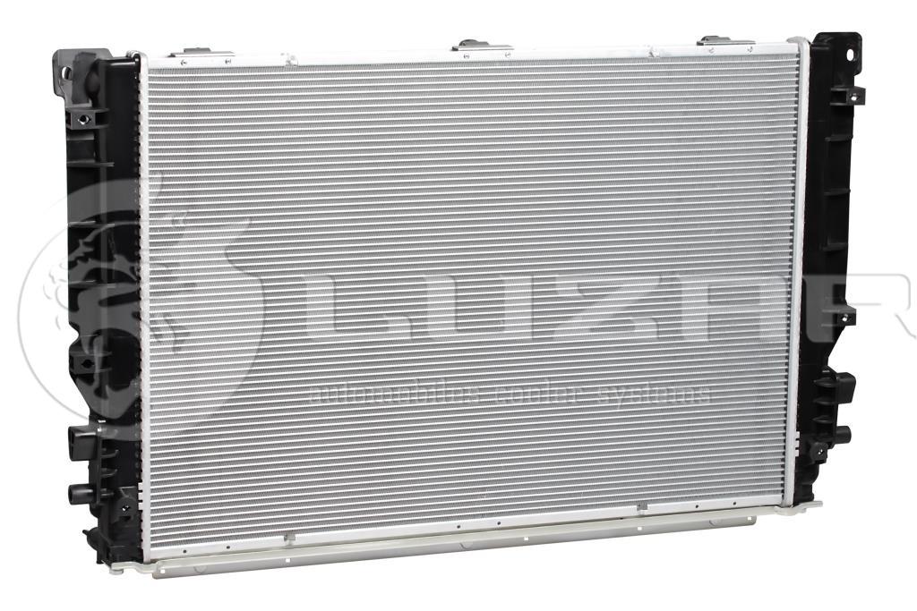 Радиатор охлаждения для а/м газель next evotech