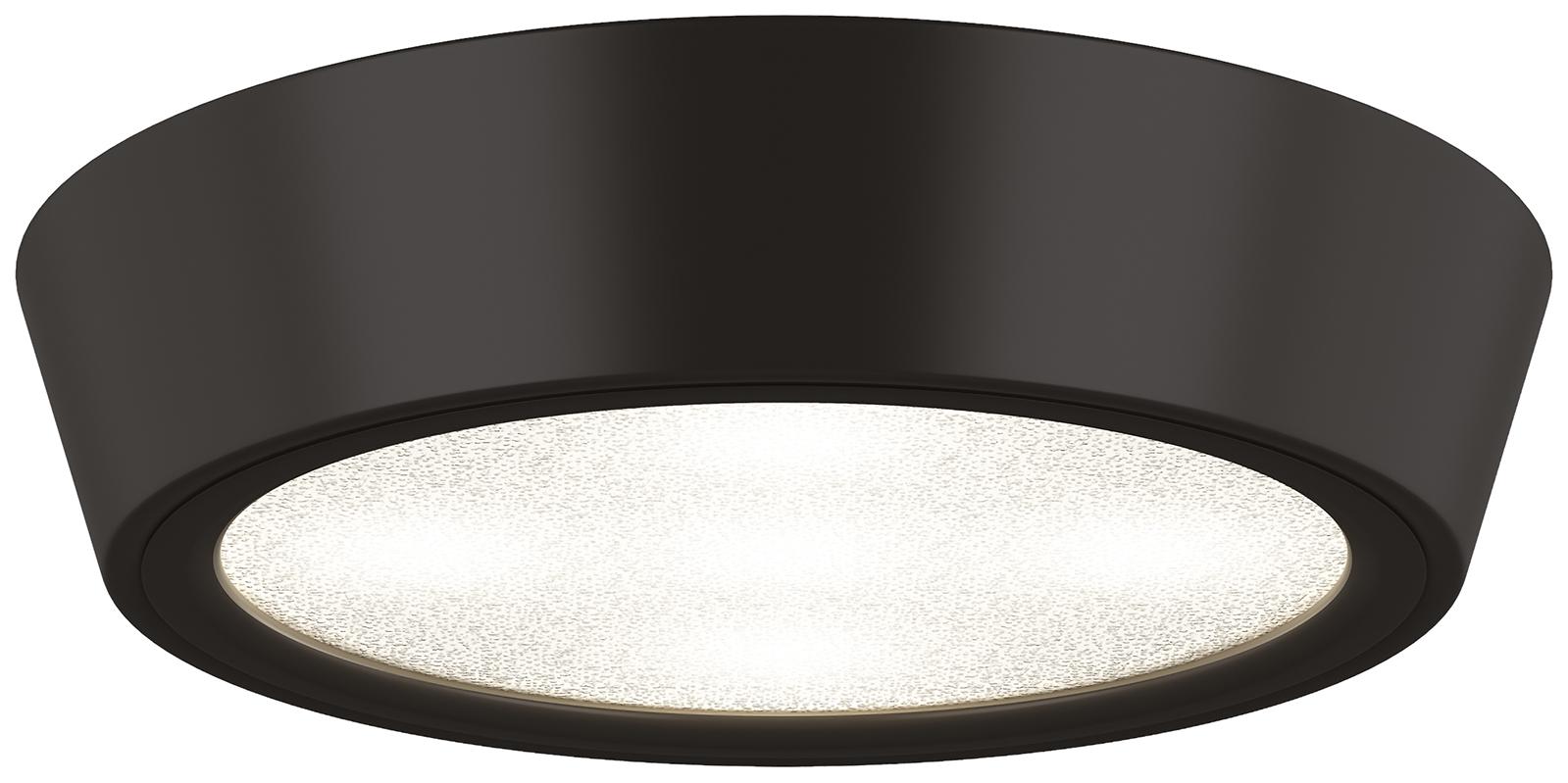 Светильник накладной влагозащищенный светодиодный Lightstar Urbano 214974 Черный
