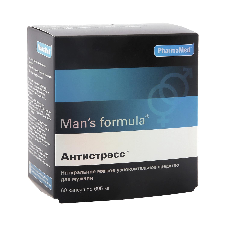 Man's formula Антистресс капсулы 60 шт. man's formula антистресс капсулы 60 шт. фото