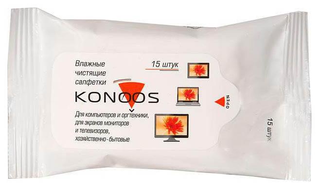 Чистящее средство для экранов Konoos KSN 15