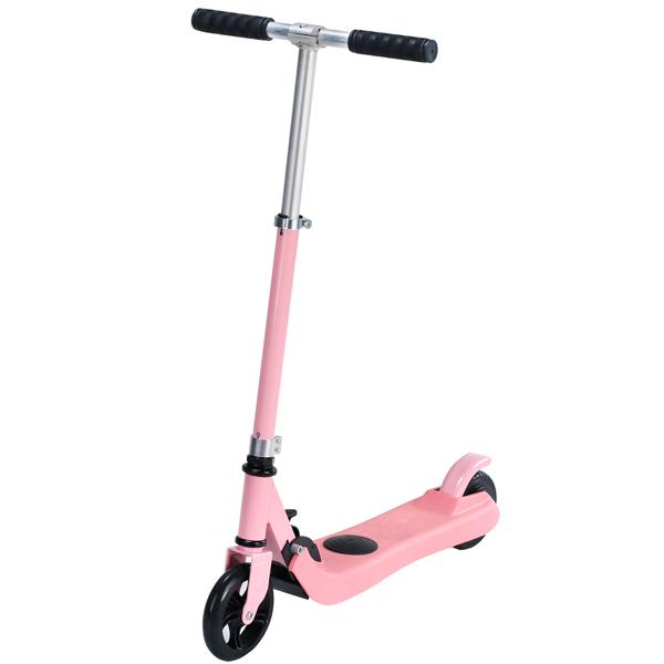 Электросамокат iconBIT Kick Scooter Unicorn Pink фото