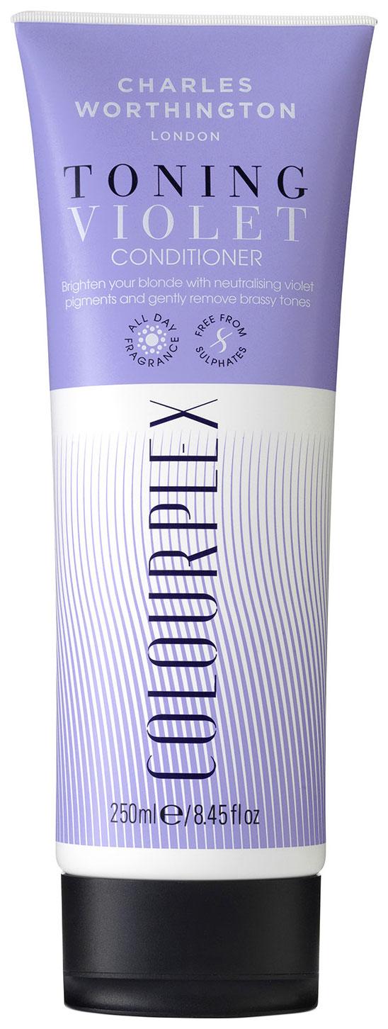 Купить Кондиционер для волос Charles Worthington Colourplex Toning Violet 250 мл
