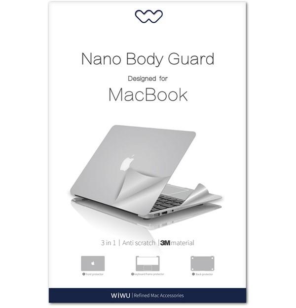 Защитная пленка Wiwu для MacBook Pro