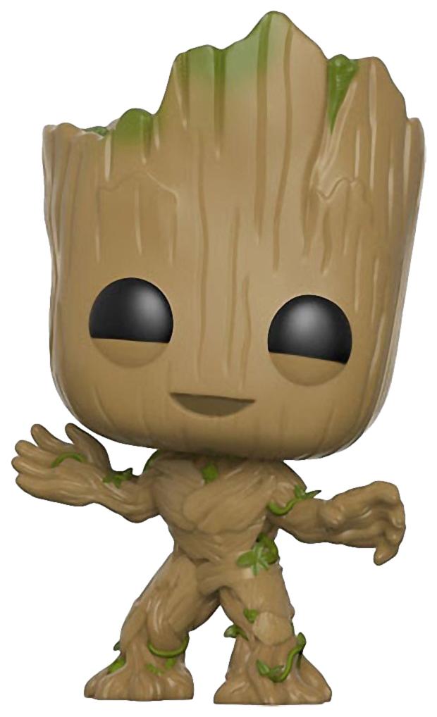 Фигурка-головотряс Funko POP! Bobble: Guardians of the Galaxy: Groot