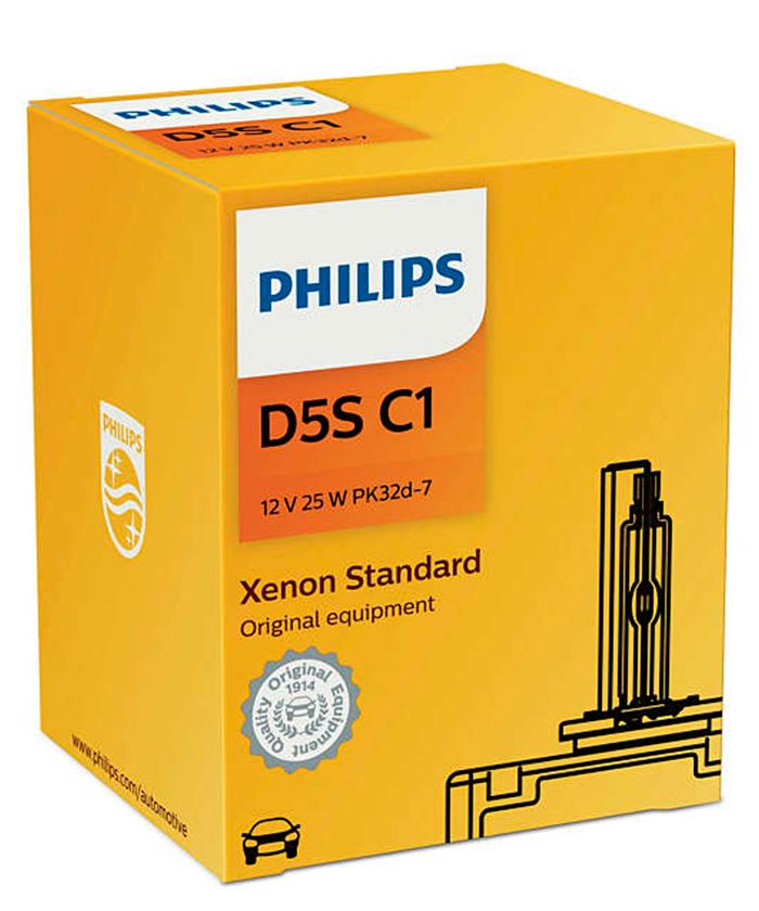 Лампа D5S Philips Vision 12410С1