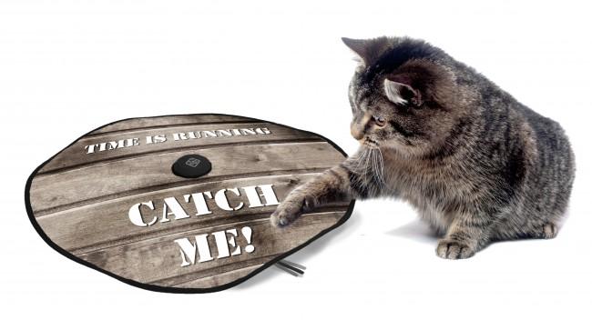 """Ebi / Игрушка интерактивная для кошек D&D """"Поймай меня1"""""""
