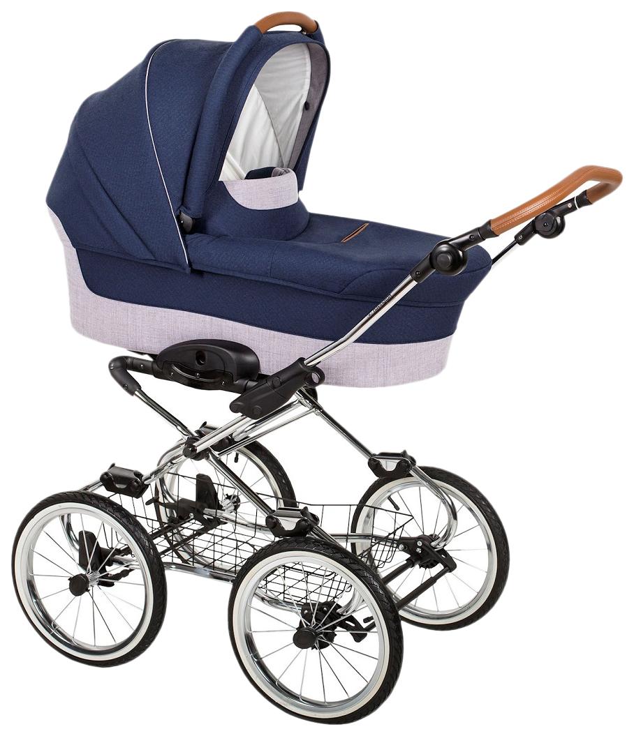 Купить Коляска 2 в 1 Deltim Navington Caravel Fuerte 14 W-WDZ02-00676, Детские коляски 2 в 1