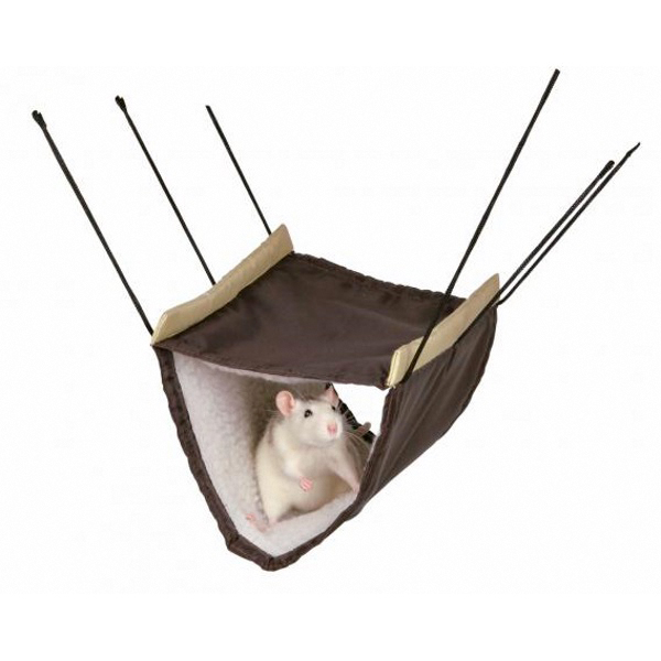 Гамак для крыс, мышей, хорьков TRIXIE искусственный