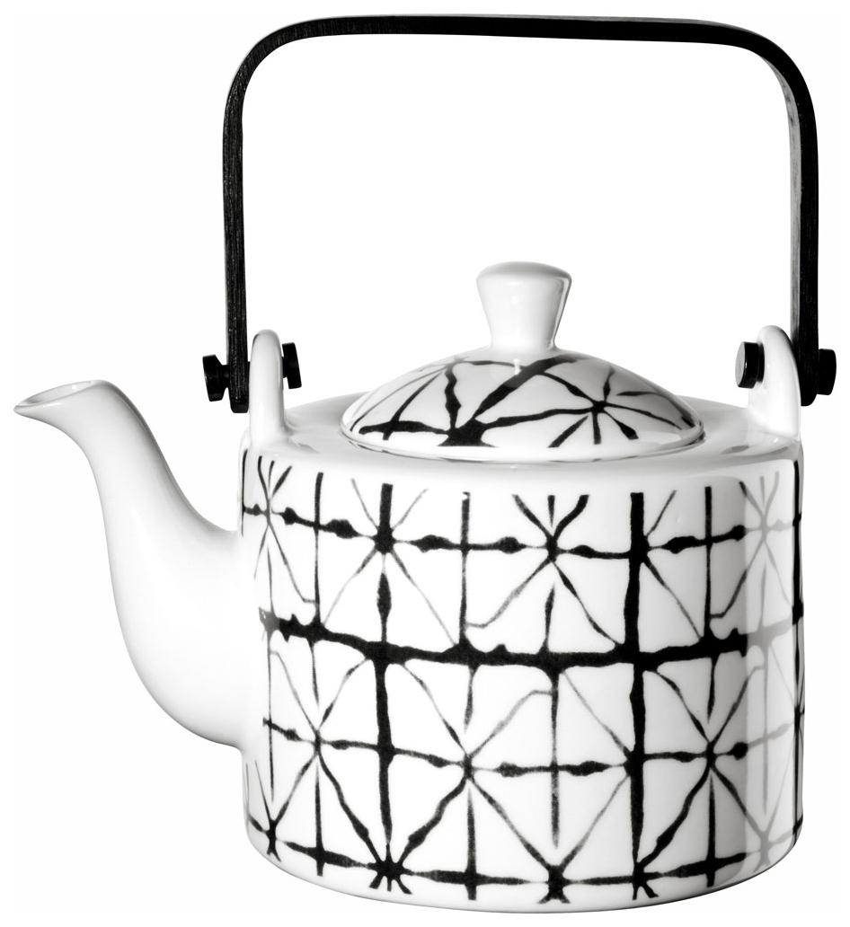Заварочный чайник Asa Selection 90901/071 Белый, черный