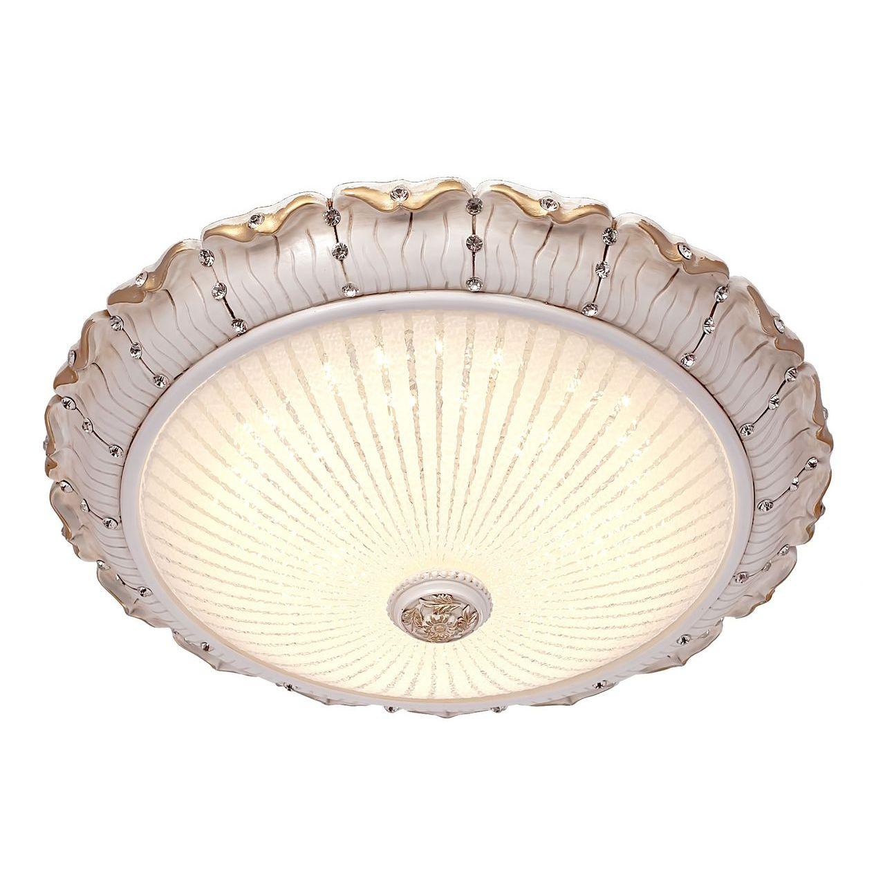 Потолочный светодиодный светильник Silver Light Louvre 844.40.7