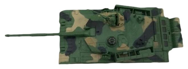 Танковый бой на радиоуправлении Zegan ZTZ99