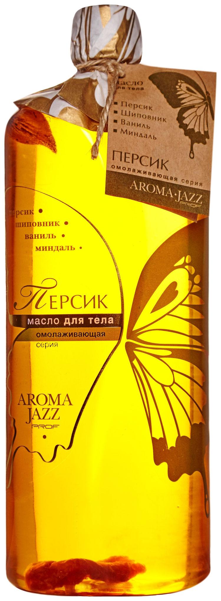 Купить Масло для тела Aroma Jazz Персик 1 л