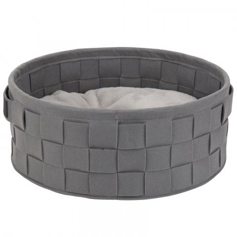 Лежак для собак круглый SCRUFFS \