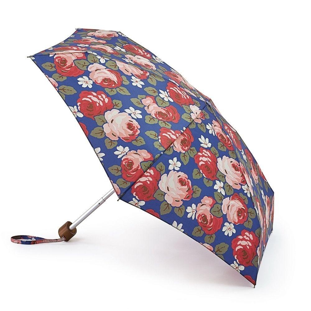 L739-2741 AubreyRose (Розы) Зонт женский механика Cath Kidston Fulton