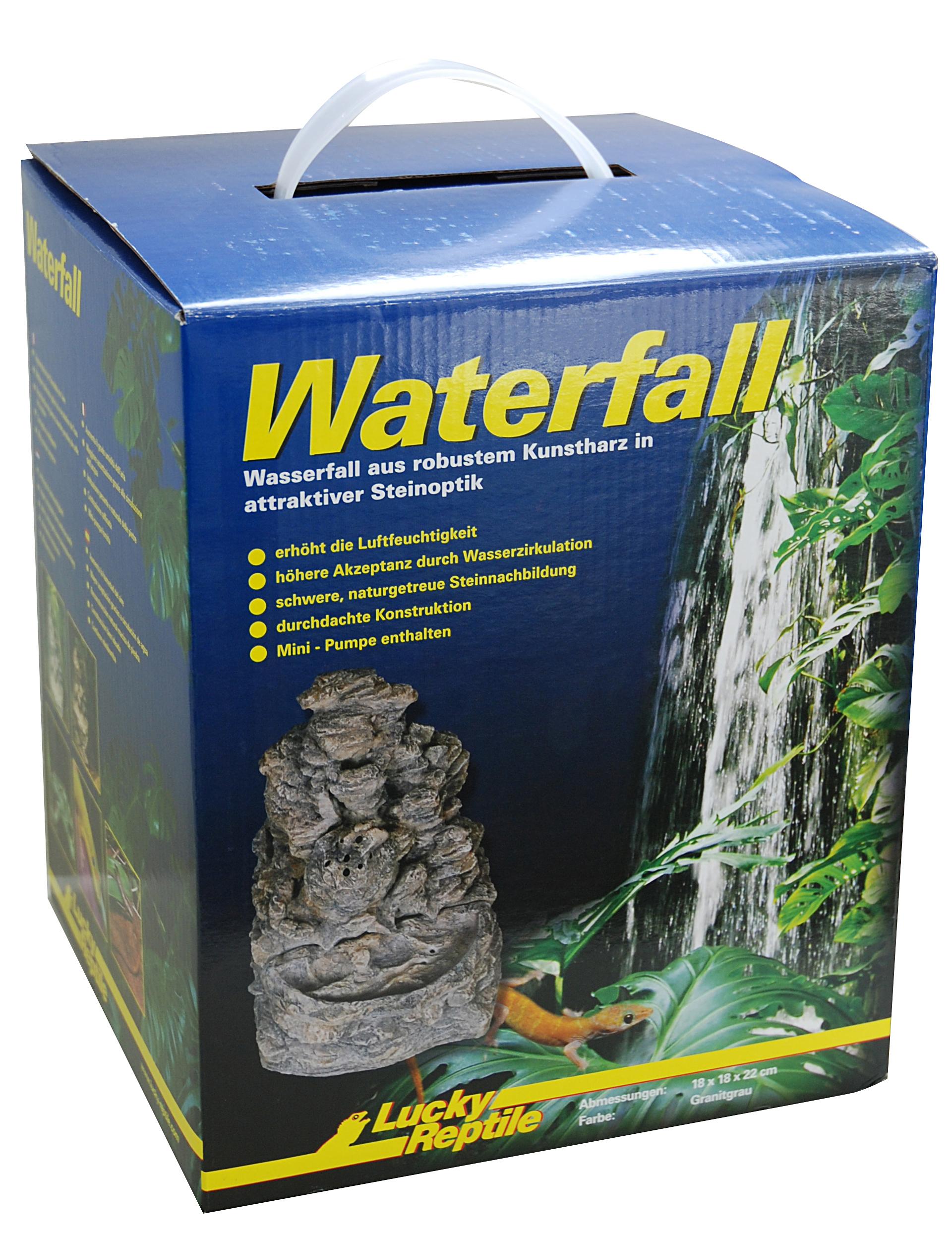Водопад для террариумов Lucky Reptile Waterfall