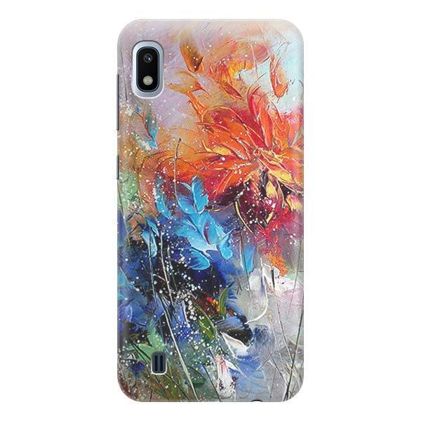 Чехол Gosso Cases для Samsung Galaxy A10 «Весенний взрыв»