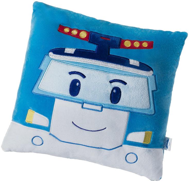 Трансформер игрушка подушка для шеи робокар поли
