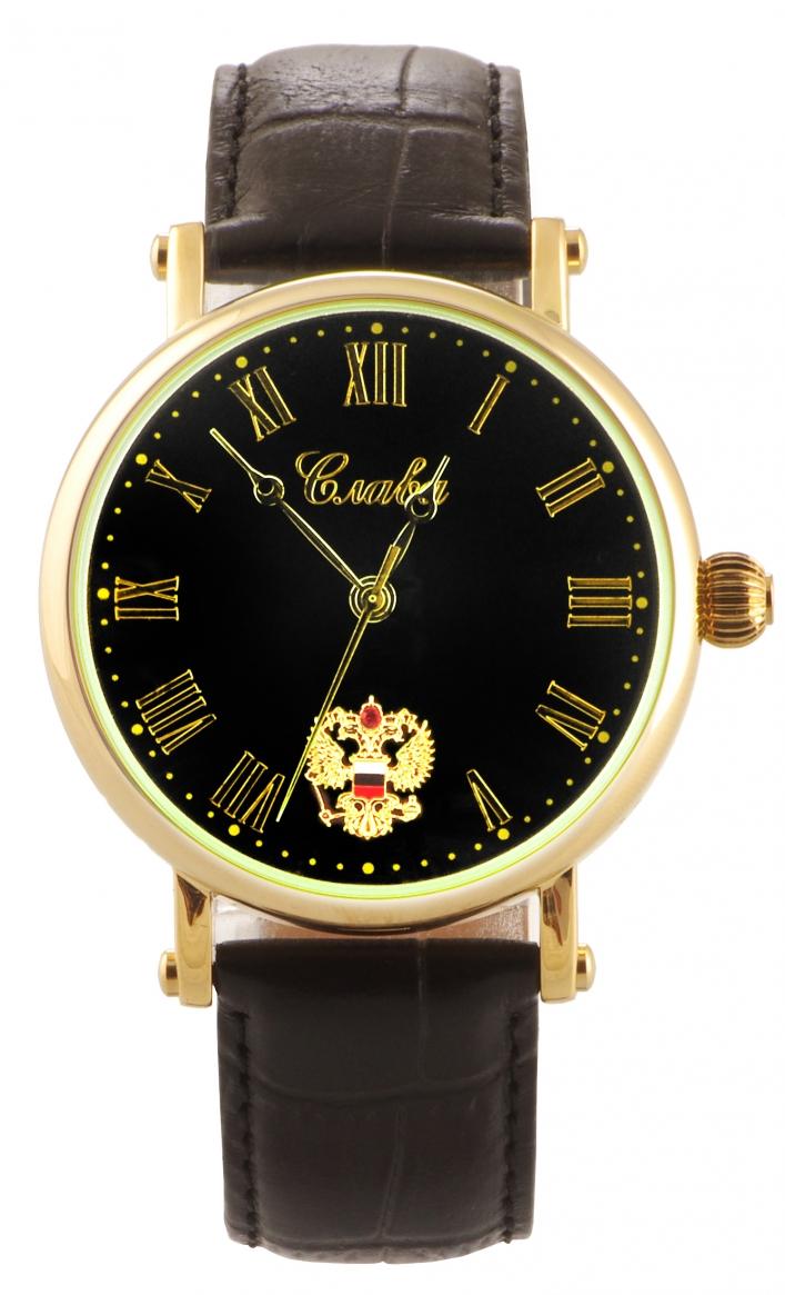 Наручные механические часы Слава Премьер 8099682/300-2409.В