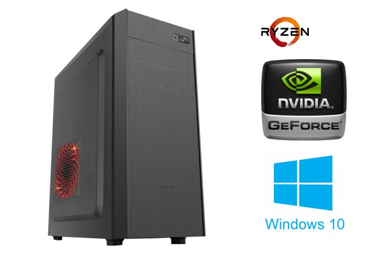 Игровой компьютер TopComp PG 7958238  - купить со скидкой