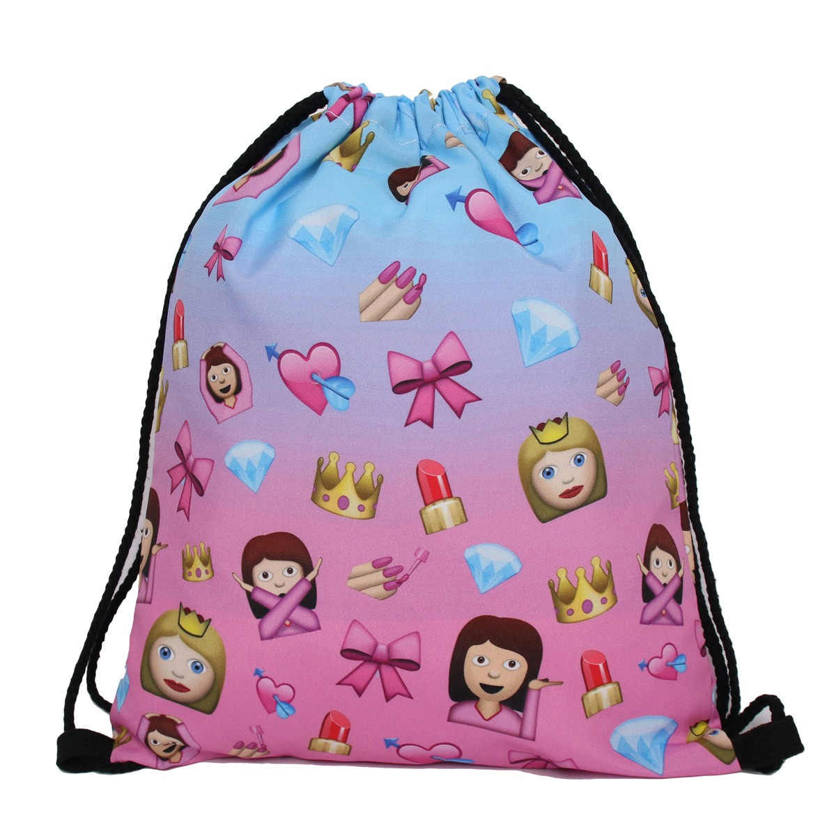 Сумка-мешок для сменной обуви Homsu Girls