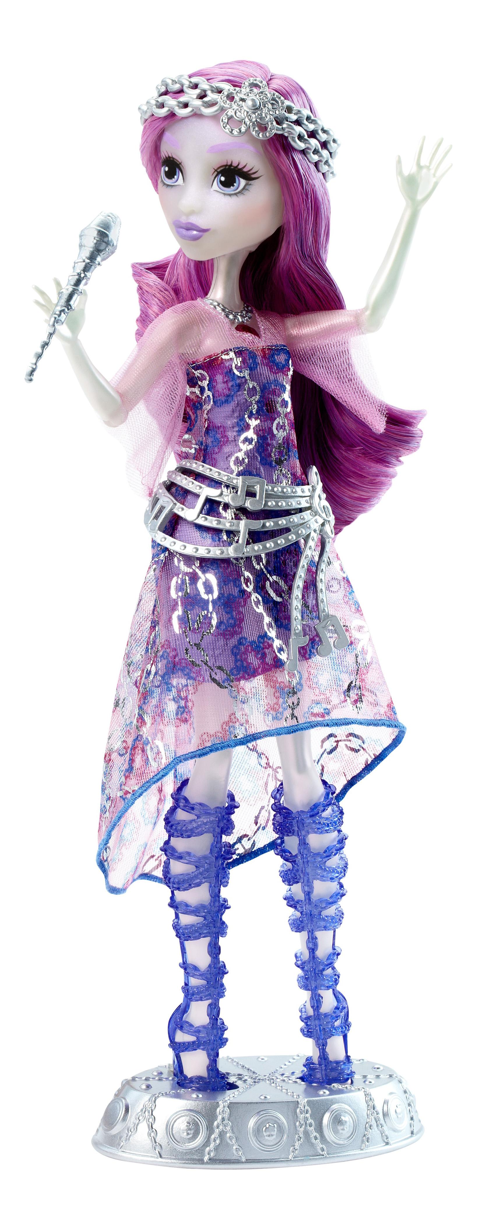 Купить Кукла Monster High Поющая спектра, Куклы Monster High