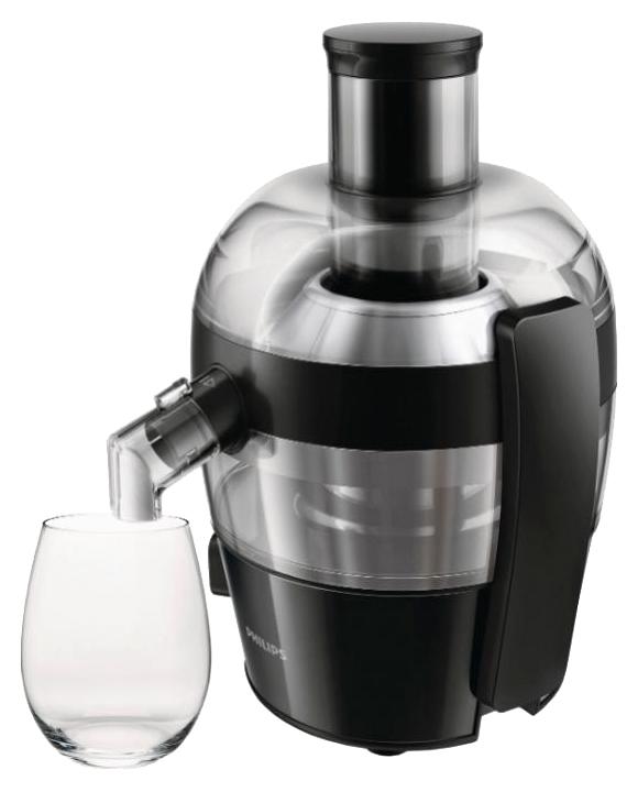 Соковыжималка центробежная Philips HR1832/02 black