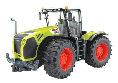 Купить Трактор Bruder Claas xerion 5000 с поворачивающейся кабиной,